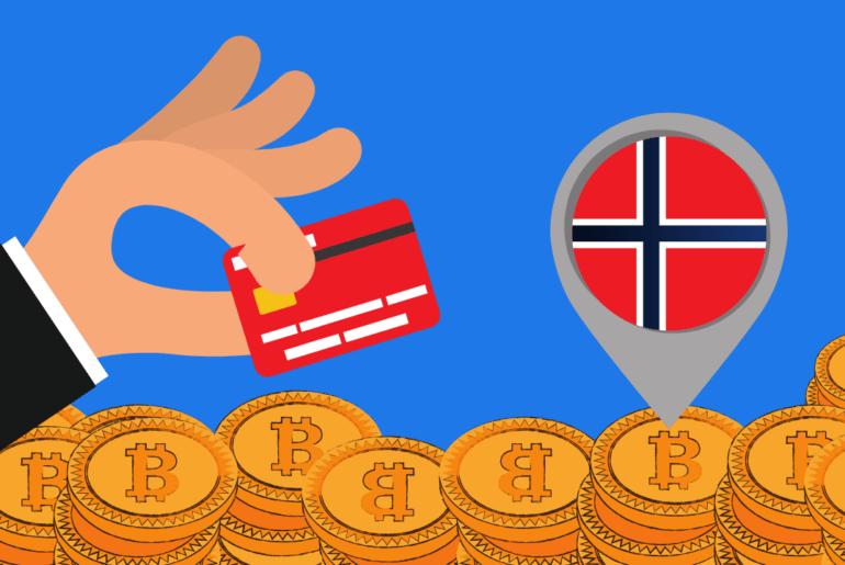 Kjøpe bitcoin illustrasjon